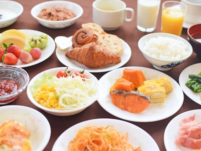 ニセコパークホテル 朝食イメージ