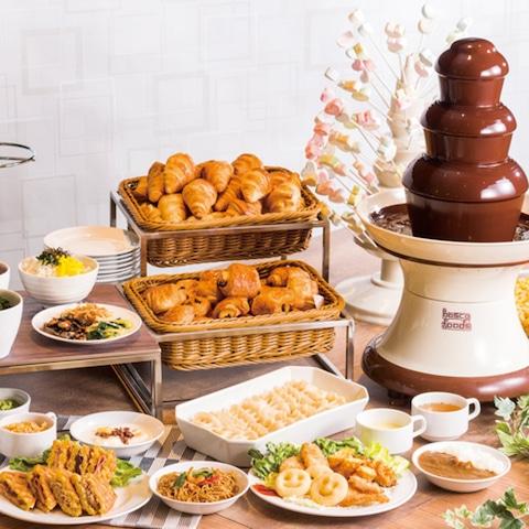 【新浦安】 コンフォートスイーツ東京ベイ 朝食イメージ