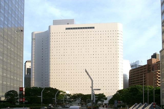 【新宿】新宿ワシントンホテル 本館 外観