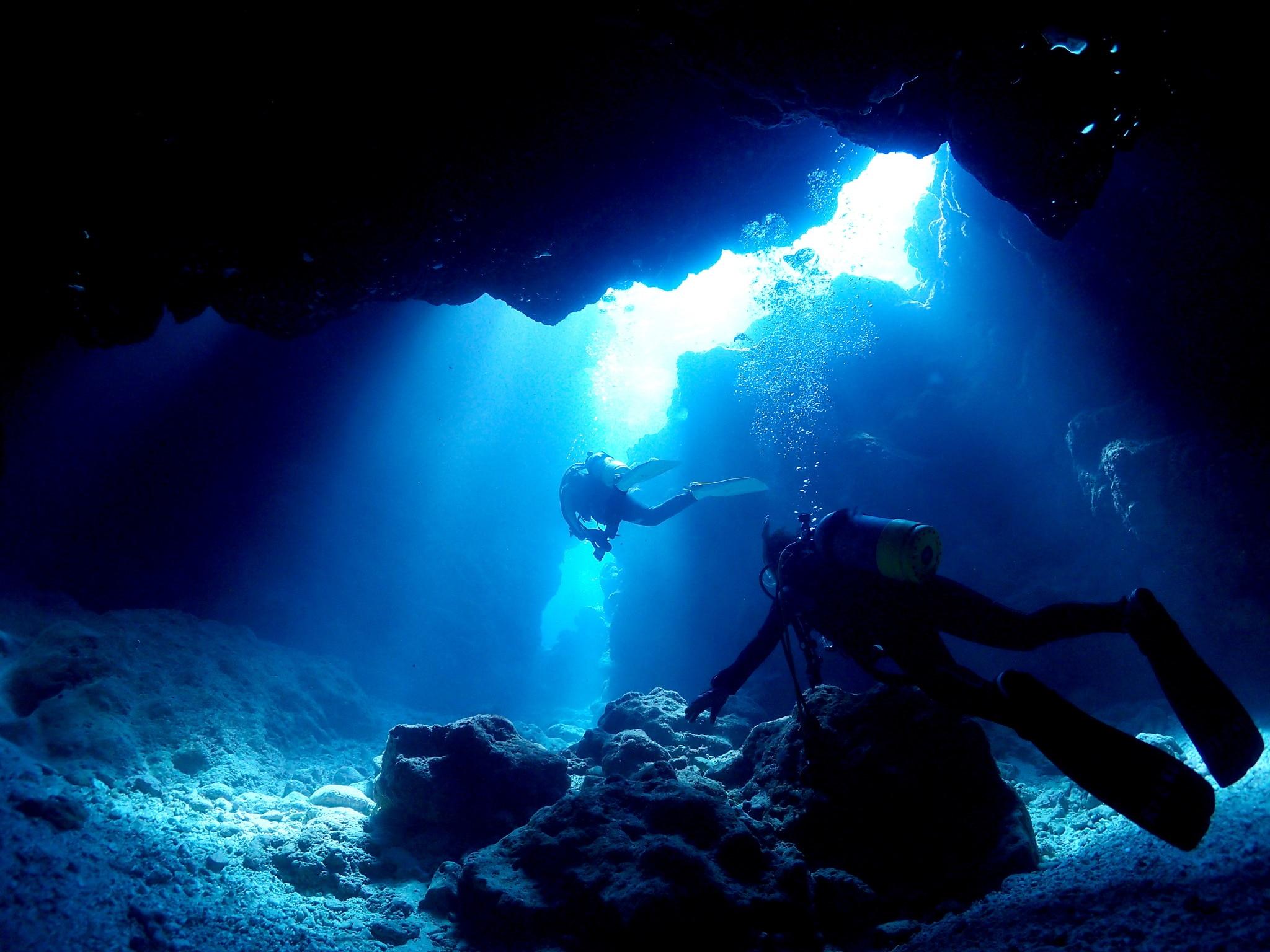 ショップがよく潜るダイビングポイントイメージ