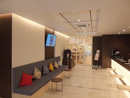 コンフォートホテル宮崎 ロビー