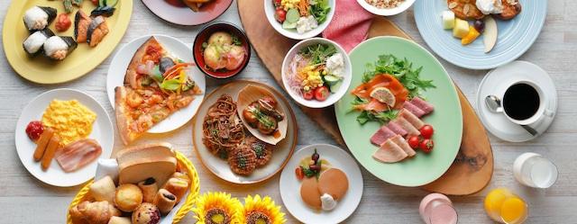 ホテルユニバーサルポートヴィータ 朝食イメージ(和・洋・中 約90種類)