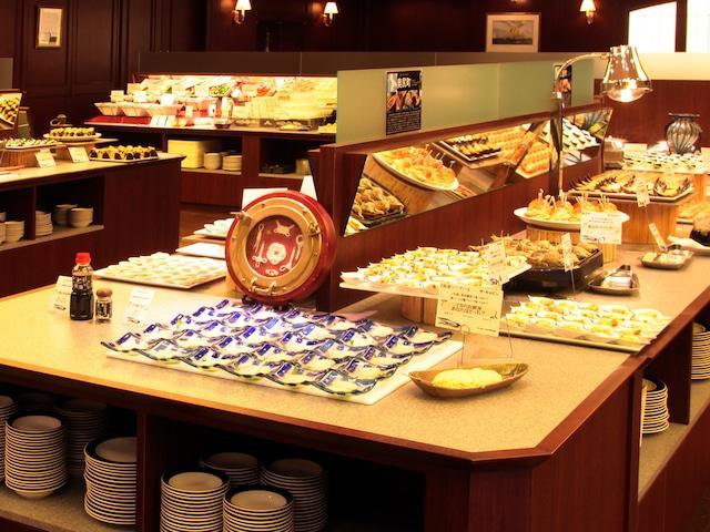湯元 啄木亭 道南エリア18市町の食材、郷土料理、ご当地グルメなどをモチーフにしたオリジナル料理「ザ・キャビン」