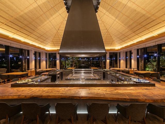 ハイアットリージェンシー瀬良垣アイランド沖縄 レストラン