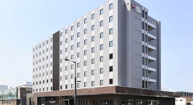 ベストウェスタンプラスホテルフィーノ千歳 外観