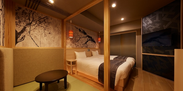 【錦糸町】SAKURA SKY HOTEL(桜スカイホテル) 和ツイン 小上がり畳付