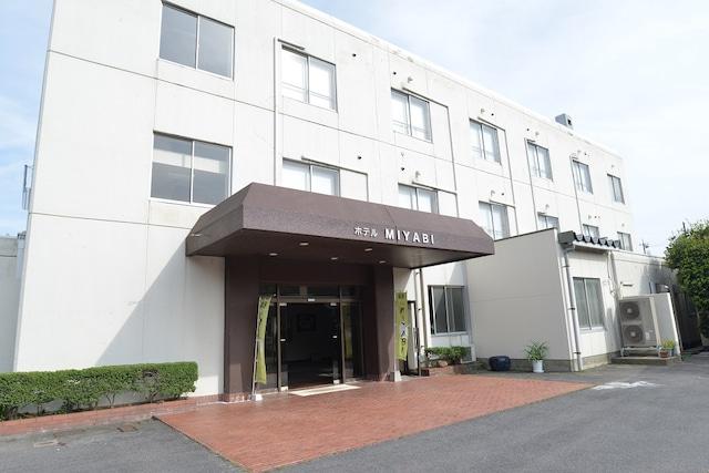 ホテルMIYABI 正面玄関