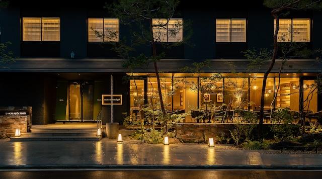 ホテルリソルトリニティ京都 御池麩屋町 外観