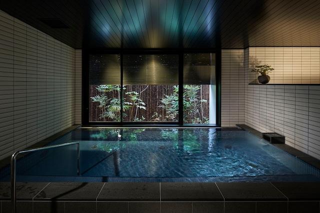 ホテルリソルトリニティ京都 御池麩屋町 大浴場