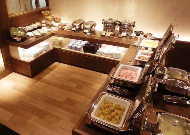 【亀戸】エクセルシティーホテル レストラン 朝食イメージ