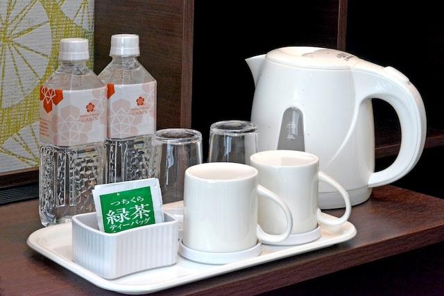 【新宿】プレミアホテル-CABIN-新宿 ミネラルウォーター・ポット