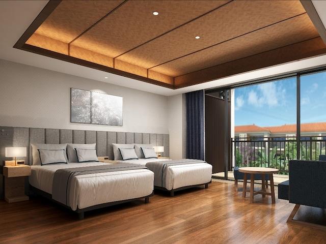 フサキビーチリゾートホテル&ヴィラズ ノースウィングスーペリアツイン