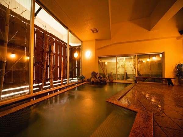 寺泊海岸温泉 美味探究の宿 住吉屋 大浴場