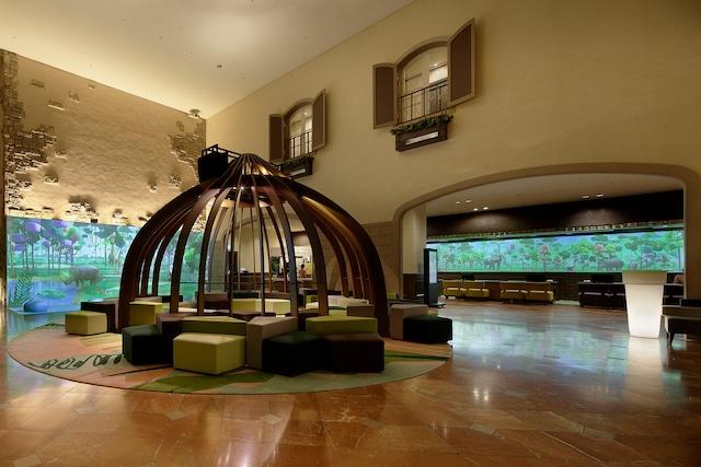 【新浦安】オリエンタルホテル東京ベイ フロントロビー