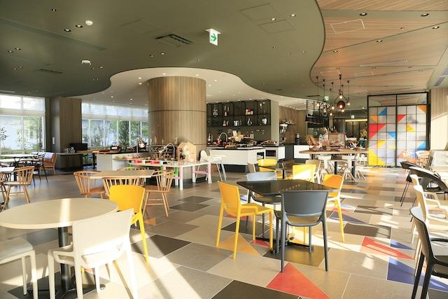 【新浦安】イビススタイルズ東京ベイ レストラン