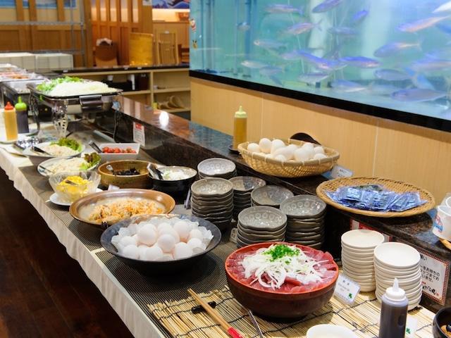 チサンイン鹿児島谷山 朝食イメージ