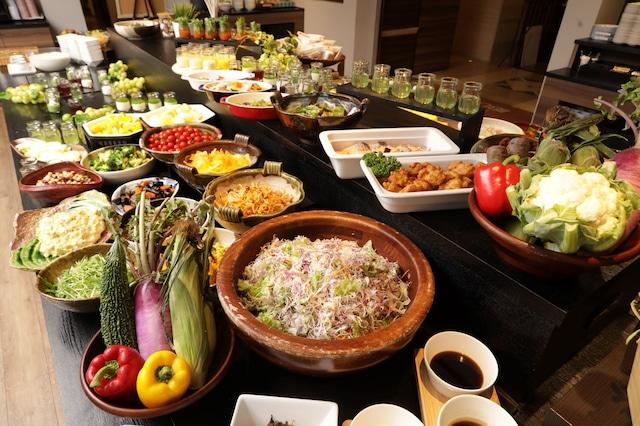 クインテッサホテル札幌 朝食ビュッフェ(イメージ)