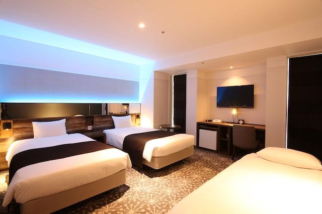 クインテッサホテル札幌 3名1室(一例)