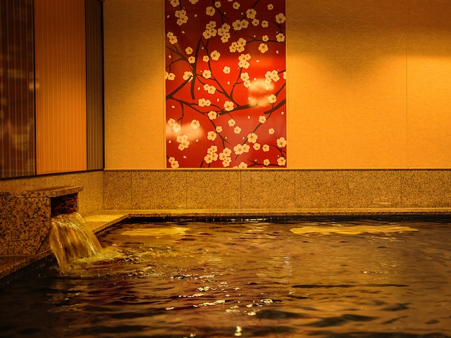 ホテル法華クラブ福岡 大浴場
