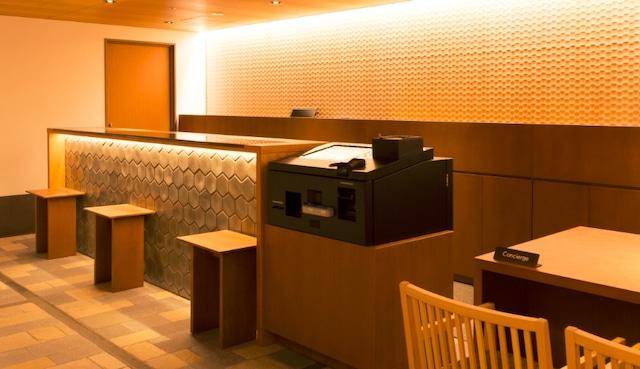 ホテルグレイスリー京都三条 南館フロント