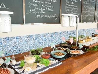 ホテルカレッタ 朝食イメージ