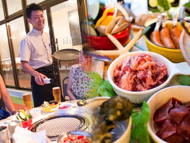 ホテルカレッタ 夕食イメージ(前日までに要予約)