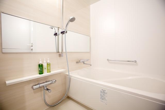 ホテルグレイスリー京都三条 「独立型バスルーム」洗い場付きのバスルーム