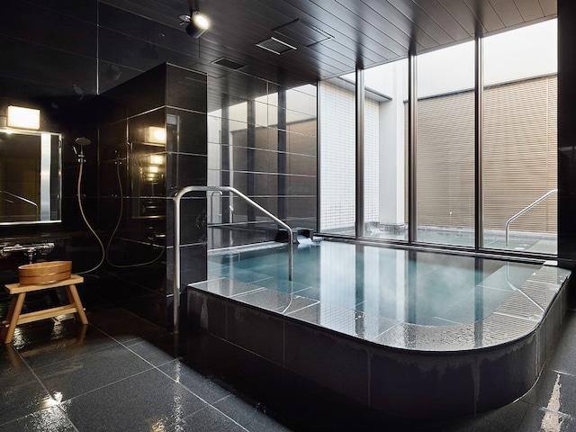 ザ・スクエアホテル金沢 男女露天風呂付大浴場