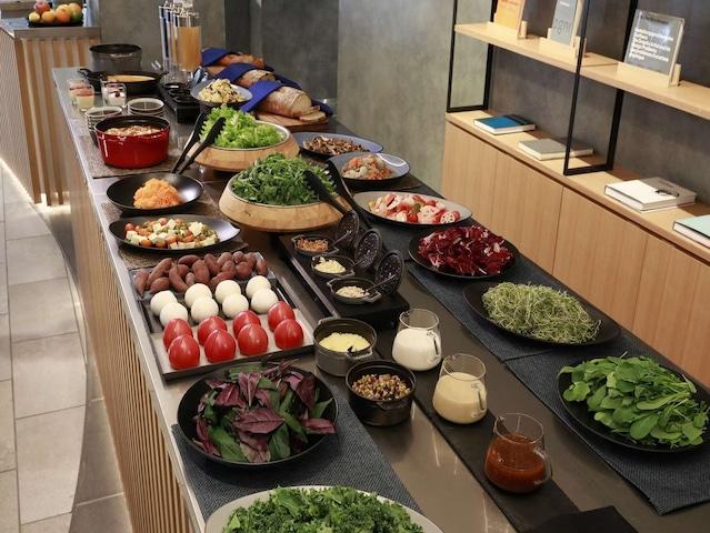 ザ・スクエアホテル金沢 朝食4