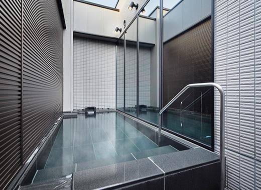 ザ・スクエアホテル金沢 露天風呂