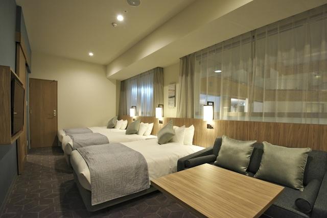 札幌ビューホテル大通公園 ノースフロアトリプル
