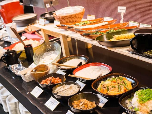広島ワシントンホテル 朝食