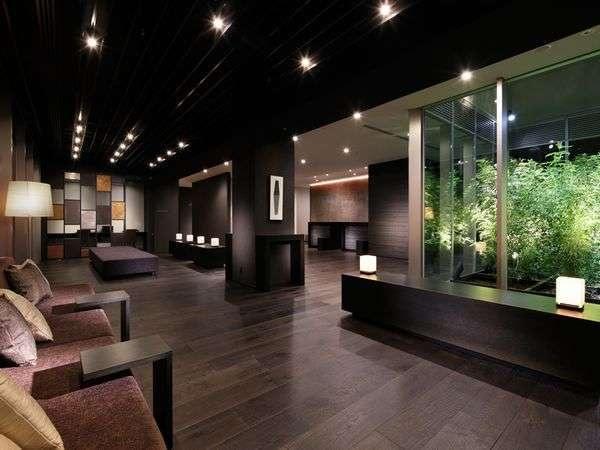 広島ワシントンホテル ロビー