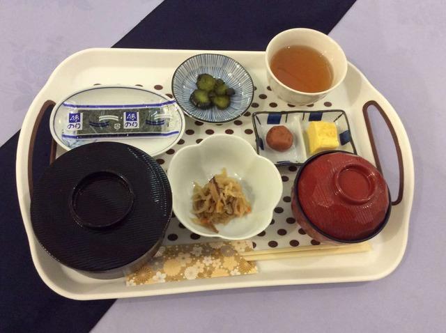 ホテルリブマックス札幌駅前 サービス軽朝食(和食)