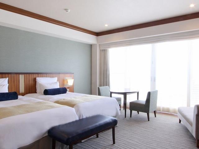ホテル日航アリビラ トップフロアツインルーム一例