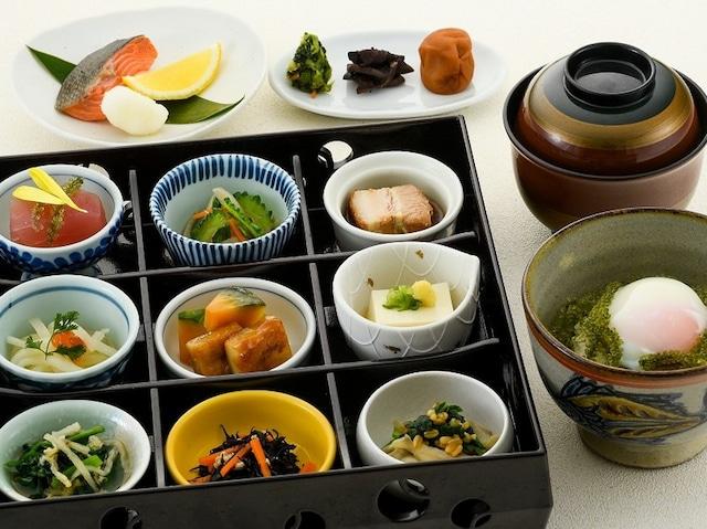 ホテル日航アリビラ 朝食イメージ(和琉メニュー)