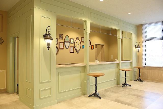 【舞浜】HOTELユーラシア舞浜ANNEX フロント