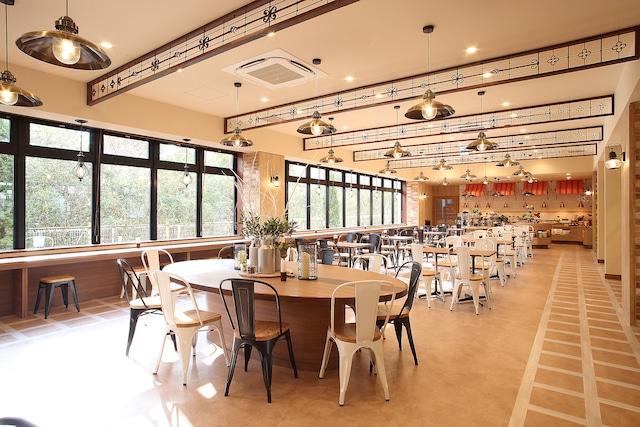 【舞浜】HOTELユーラシア舞浜ANNEX 朝食会場