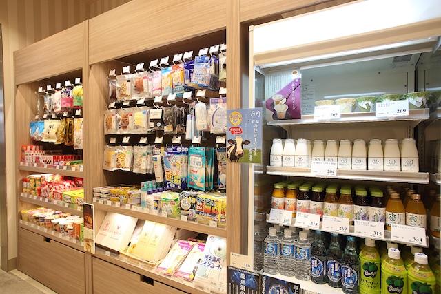 【舞浜】HOTELユーラシア舞浜ANNEX 売店