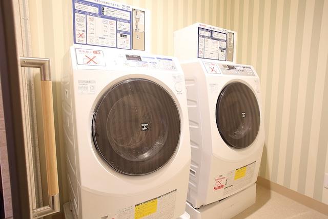 【舞浜】HOTELユーラシア舞浜ANNEX ランドリー