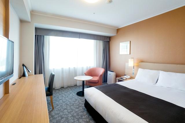 札幌エクセルホテル東急 スタンダードダブル(シングル・ダブル利用)