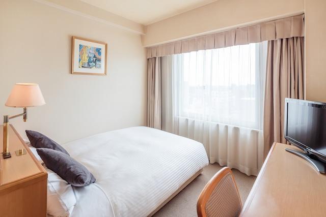 ホテルマイステイズ松山 スタンダードダブル 16.2㎡