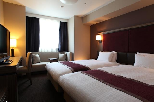 ダイワロイネットホテル札幌すすきの ツインルーム