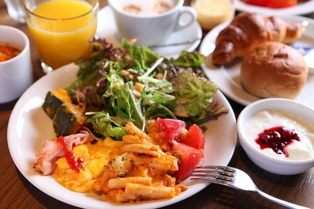 ダイワロイネットホテル札幌すすきの 朝食バイキング(一例)