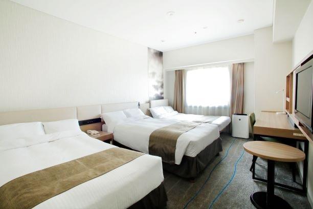 札幌東急REIホテル スーペリアツイン(3名1室利用)