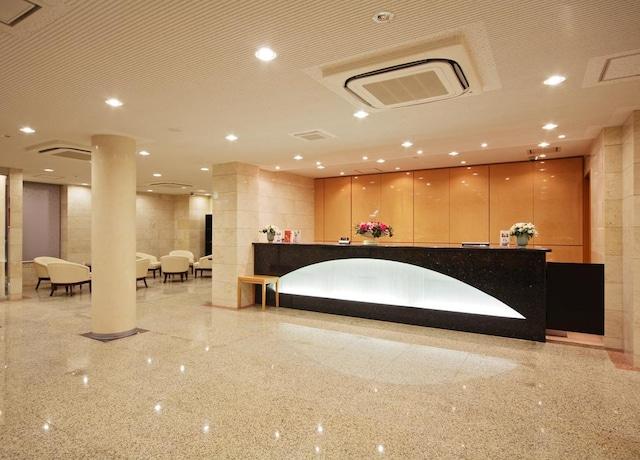 スマイルホテル奈良 フロント