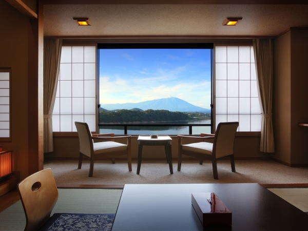 盛岡つなぎ温泉 ホテル紫苑 和室