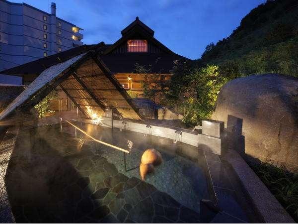 盛岡つなぎ温泉 ホテル紫苑 大浴場