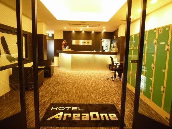 ホテルエリアワン高松 ロビー2