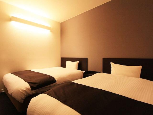 ホテルエリアワン高松 ツインルーム 17㎡
